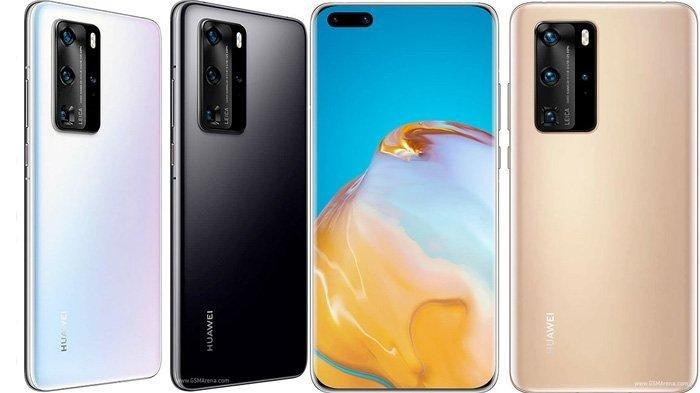 Spesifikasi Huawei P40 dan P40 Pro, Unggulkan Jaringan 5G serta Miliki Kamera Utama 50MP