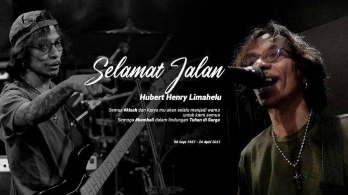 Mengenang Hubert Henry, Simak Profil dan Perjalanan Karier Bassist Boomerang yang Meninggal Dunia