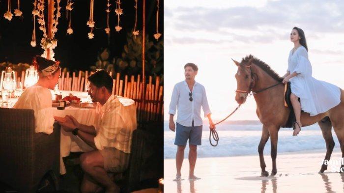 Teka-Teki Foto Ibnu Jamil Berlutut di Depan Ririn Ekawati, Akui Sudah Melamar, Kapan akan Menikah?