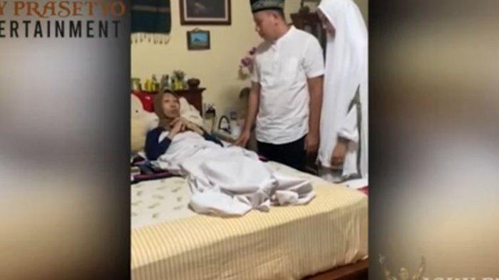 Kini Terbaring Sakit, Ibu Kalina Ocktaranny Restui Vicky Prasetyo :Kalo Semua Benci Masa Saya Ikutan
