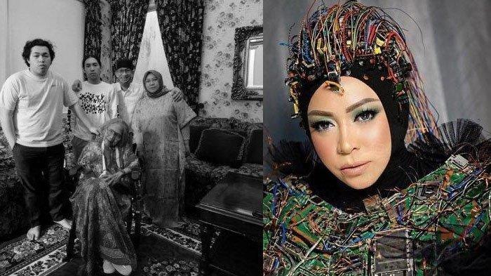 Melly Goeslaw Bawa Kabar Duka, Mertua Tercinta Meninggal, Dewi Gita hingga Kalina Ucap Belasungkawa
