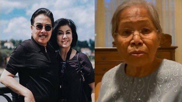 Desiree Diminta Cium Tangan & Kaki Hotma Sitompul, Nafkah Batin Dibahas, Ibu : Kembalikan Anak Saya