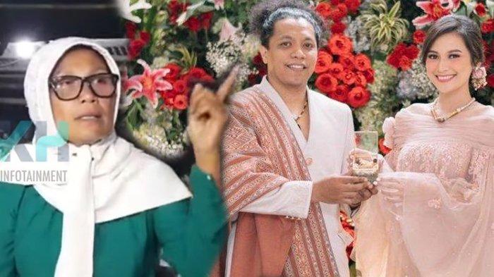 Ibunda Indah Permatasari tidak merestui pernikahan Arie Kriting dengan anaknya.