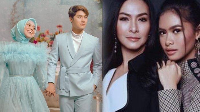 ABSEN di Lamaran Lesti & Rizky Billar, Iis Dahlia Pilih Beri Ucapan ke Putrinya: Anak Cantiknya Mama