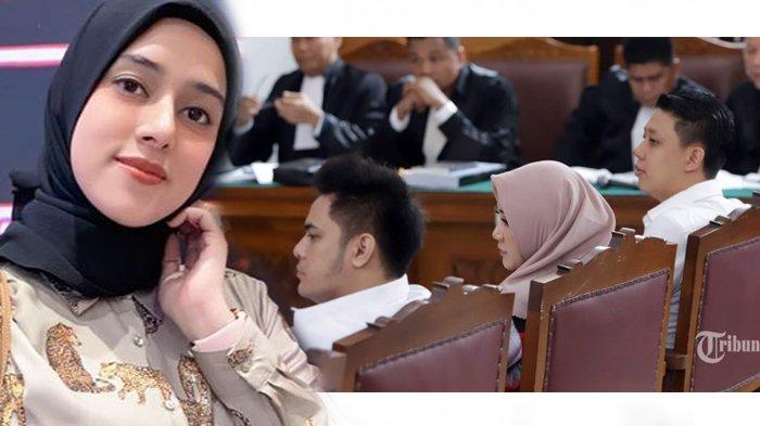 Atas laporan Fairuz A Rafiq terkait kasus ikan asin, tiga tersangka yang terdiri dari Galih Ginanjar, Rey Utami dan Pablo Benua didakwa tiga pasal sekaligus, Senin (9/12/2019).