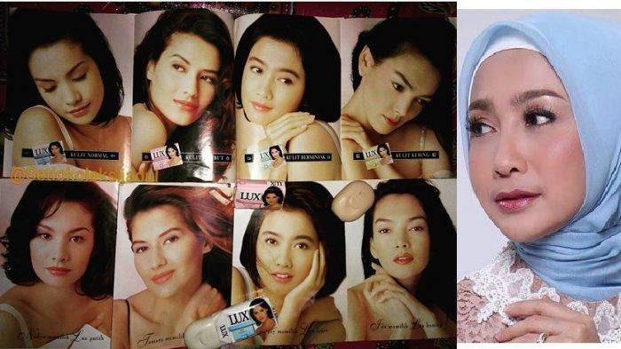 Ingat Para Bintang Iklan Sabun Mandi 1990? Luna Maya Hingga Desy Ratnasari, Siapa Paling Awet Muda?