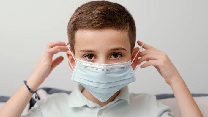 Masker Kain atau Masker Medis? Ini Jenis Masker yang Disarankan WHO Dipakai Anak Demi Cegah Covid-19