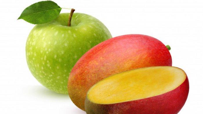 SOAL & KUNCI JAWABAN Latihan UAS dan PAS Matematika 5 SD, Perbandingan dari 1000 Apel & 200 Mangga