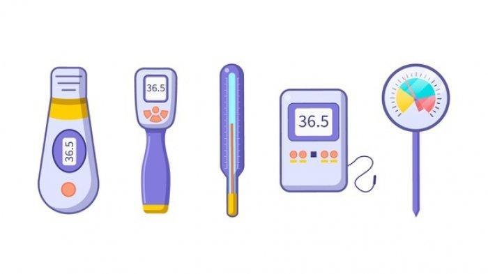 KUNCI JAWABAN Latihan UAS dan PAS IPA 7 SMP, Berapa Suhu Benda Doni yang Diukur Termometer Reamur?