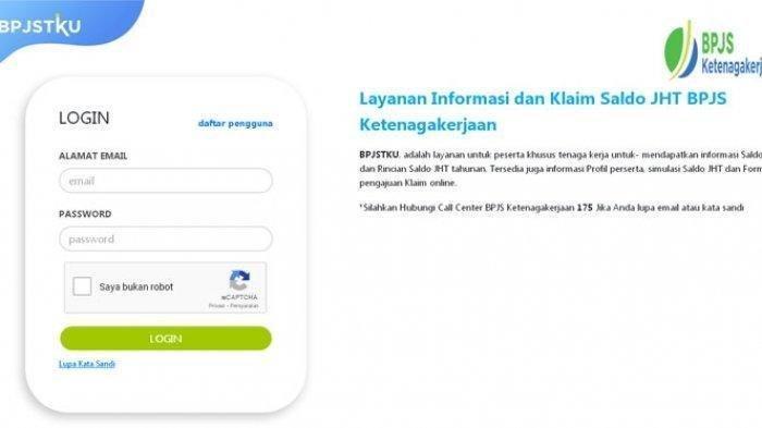 CARA Cek Status Penerima BSU Subsidi Gaji BLT BPJS Ketenagakerjaan Rp 1 Juta Secara Online