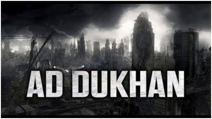 BENARKAH Bumi Gelap Gulita pada Jumat 15 Ramadhan 2020 karena Isu Dukhan? Ini Kata Ustaz Abdul Somad