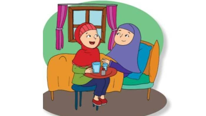 KUNCI JAWABAN Tema 3 Kelas 2 SD Subtema 1 Hal 3-5, Cari Kalimat Saran di Teks Kasih Sayang di Rumah