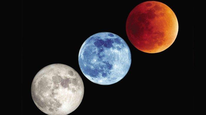BERUNTUNGNYA 4 Zodiak saat Gerhana Bulan Total 26 Mei 2021, Aries Siap Jelajahi Dunia Tak Terbatas