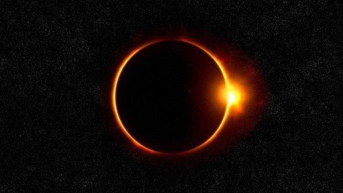 KUNCI JAWABAN Tema 8 Kelas 6 SD/MI Subtema 2 Hal 82-89, Posisi Bumi, Bulan, & Matahari Saat Gerhana