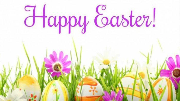 Ilustrasi Hari Raya Paskah.