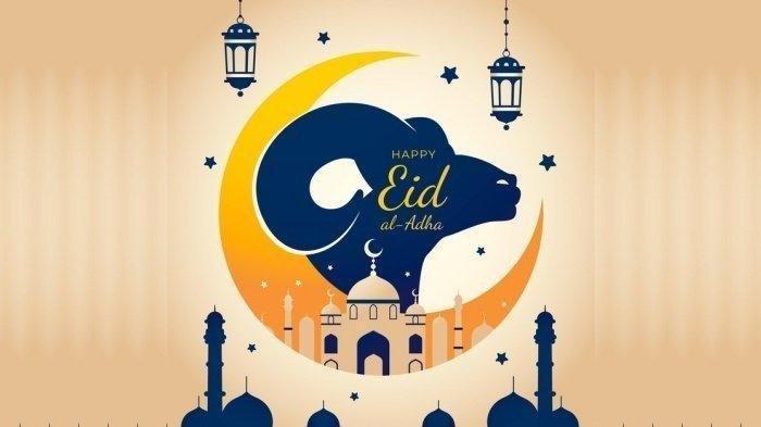 KUMPULAN Ucapan Selamat Idul Adha 2021, Bahasa Arab & Indonesia, Cocok Jadi Status WA, FB, dan IG