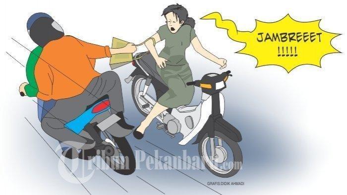 Viral Penjambret di Makassar Ketakutan & Kencing di Celana saat Ditangkap Anggota TNI, Ini Faktanya