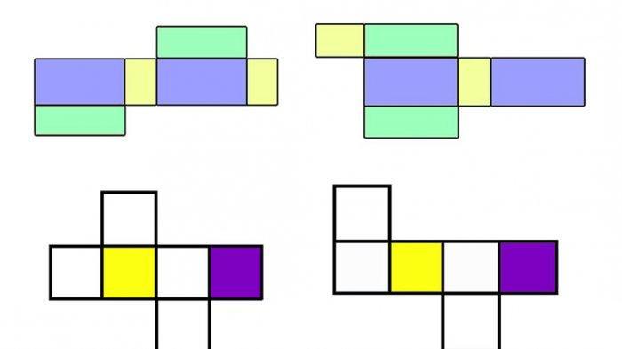 SOAL & KUNCI JAWABAN Latihan UAS dan PAS Matematika Kelas 5 SD, Sebutkan Sifat-sifat Balok!
