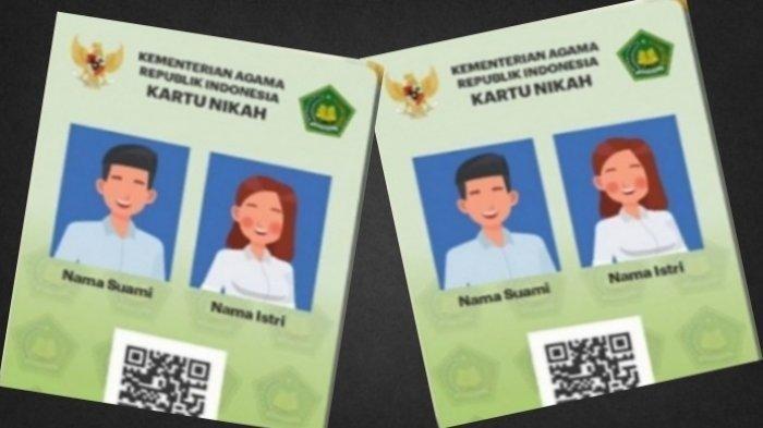 KUA Luncurkan Kartu Nikah Digital, Pengantin Baru dan Pasangan Lama Bisa Dapat, Berikut Caranya
