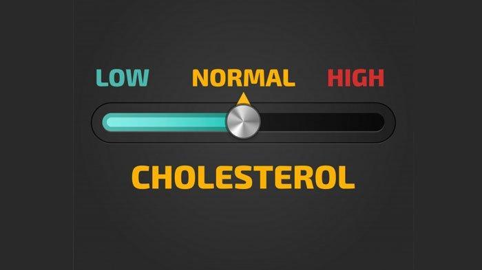 Ilustrasi kadar kolesterol