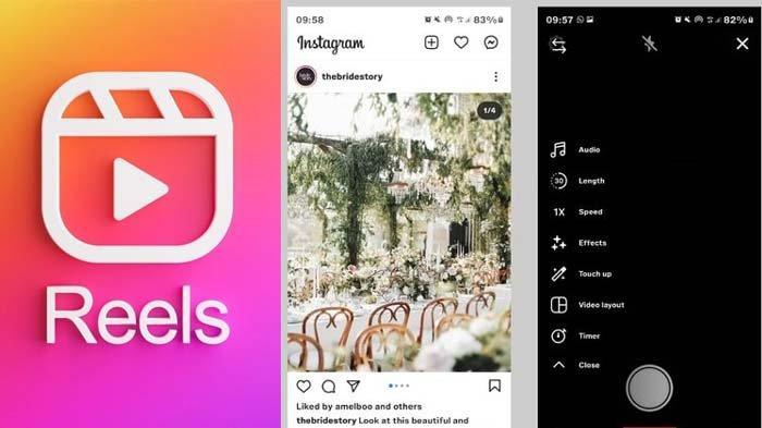 Fitur Baru Instagram Mirip TikTok, Kini Reels Sudah Bisa Diakses di Indonesia, Berikut Cara Pakainya