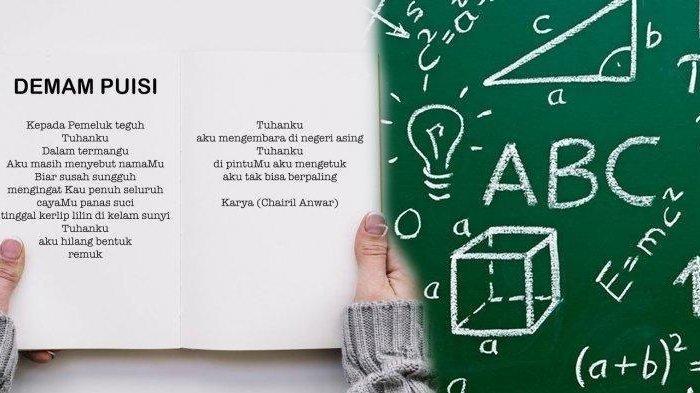 Lengkap Soal Sd Smp Sma Belajar Dari Rumah Tvri 28 April Dari Urutkan Pecahan Hingga Hitung Akar Tribunnewsmaker Com