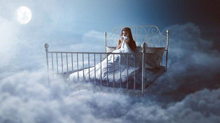 Doa Ketika Mimpi Buruk, Lakukan 6 Amalan yang Dianjurkan Rasulullah SAW Berikut: Ta'awudz & Meludah