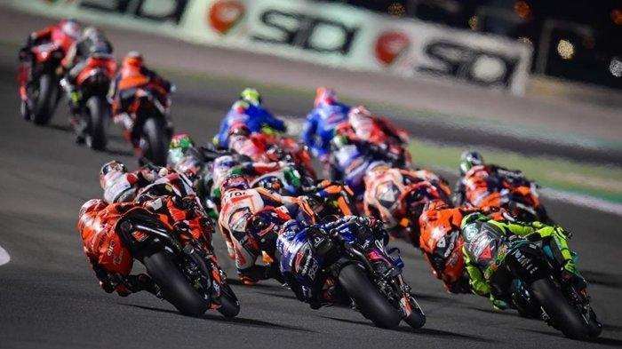 HASIL LATIHAN BEBAS MotoGP Spanyol 2021 Brad Binder Tercepat, Marquez 3 Besar, Valentino Rossi ke-20