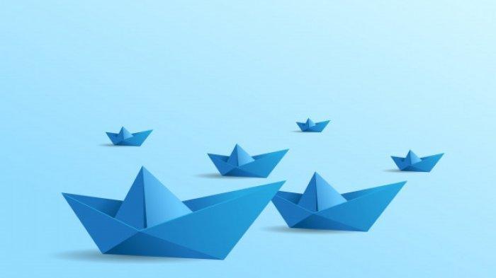 SOAL & KUNCI JAWABAN Latihan UAS dan PAS Kelas 9 SMP/MTS, How to Make a Paper Boat or Hat