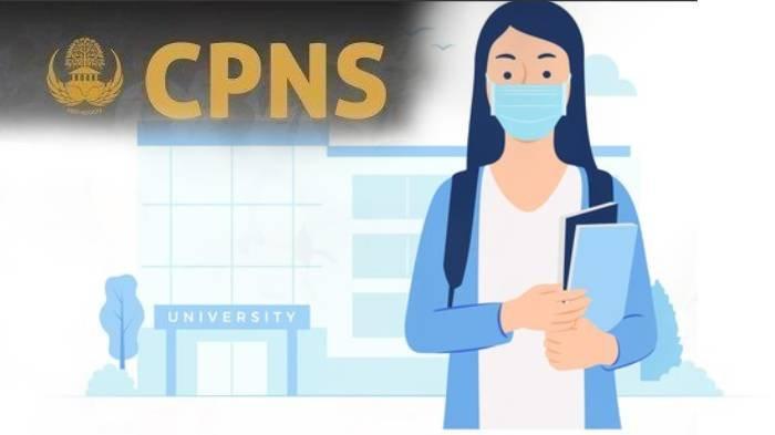 Ilustrasi pendaftaran CPNS 2021