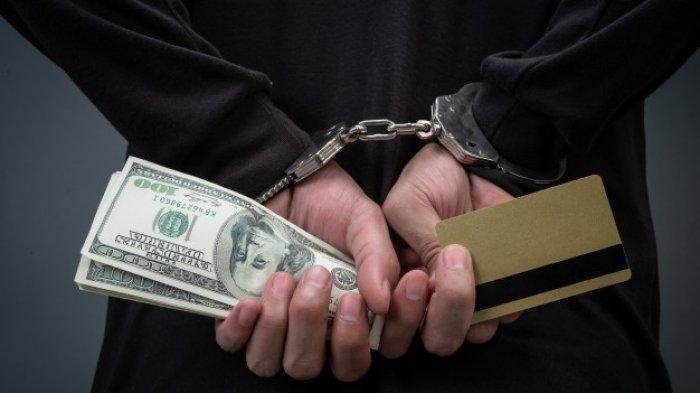 Rampok Bank, Pria Ini Gasak Uang 1 Dollar dan Tunggu Polisi Datang, Ingin Dipenjara karena Hal Ini