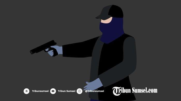 Komplotan Maling Siksa Ibu & 6 Anak, Ancam Tembak Kepala Balita, Gasak Uang hingga Perhiasan