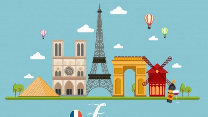 SOAL & KUNCI JAWABAN Latihan UAS dan PAS Bahasa Inggris kelas 8 SMP, Last Holiday I Went to Paris