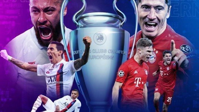 JADWAL LIGA CHAMPIONS Bayern Munchen vs PSG Malam Ini, The Bavarian Tampil Tanpa Robert Lewandowski