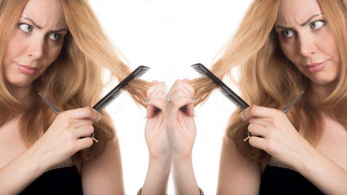 Trik Potong Rambut Sendiri di Rumah, Ada Cara Mudah untuk Rapikan Poni dengan Hasil seperti Salon