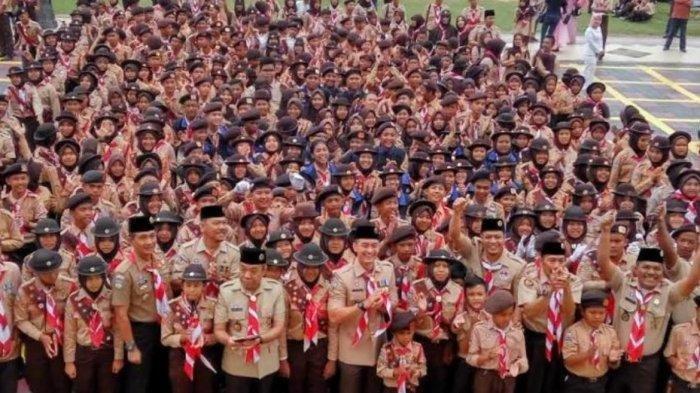 Diperingati Tiap Tanggal 14 Agustus, Ini Sejarah Hari Pramuka Indonesia, Istora Senayan Jadi Saksi