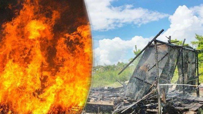 Detik-detik Penampungan Minyak Terbakar, Warga Bangun Tidur Langsung Lompat ke Sungai