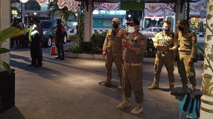 Tragis Seorang Pensiunan Polisi di Semarang Jadi Manusia Silver, Lalu Kena Garuk Satpol PP