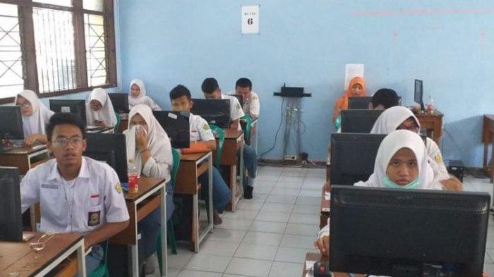 SOAL-SOAL Latihan Lengkap Tes Potensi Akademik & Kunci Jawaban Masuk SMA/SMK Tahun Ajaran 2021