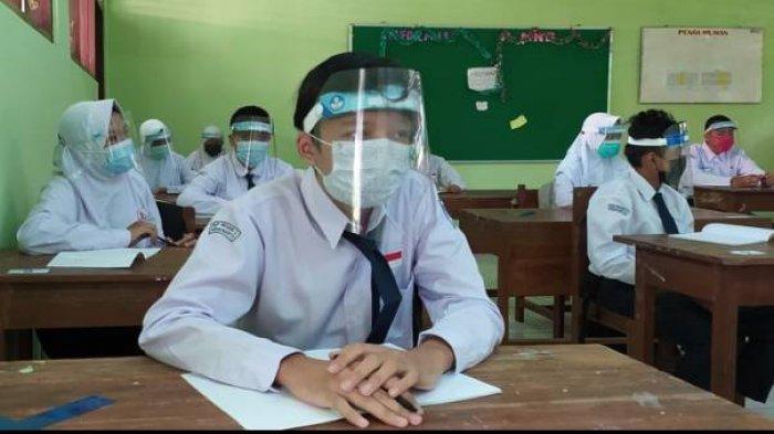 TIPS Aman Anak Ikuti Sekolah Tatap Muka di Tengah Pandemi Covid-19, Pastikan 4 Hal Ini Dipatuhi