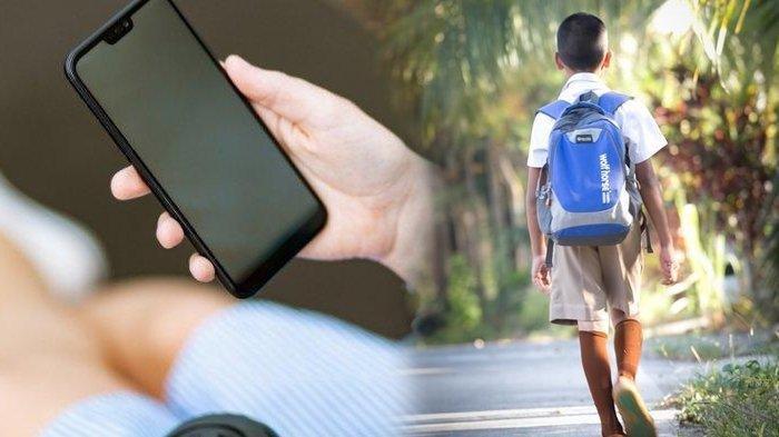 Kisah Si Juara Kelas yang Tak Punya HP untuk Belajar Online, Novi Harus Jalan 1 Jam ke Rumah Teman