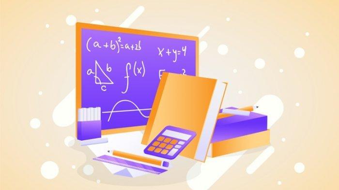 Ilustrasi - soal dan kunci jawaban latihan UAS dan PAS pelajaran Matematika kelas 8 SMP