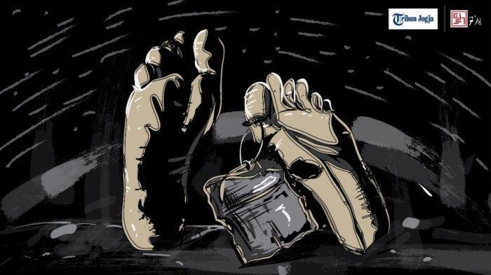 Suami Pukul Istri dengan Batu & Kayu hingga Tewas, Jasad Dibuang ke Sumur, Awalnya Korban Minta Uang