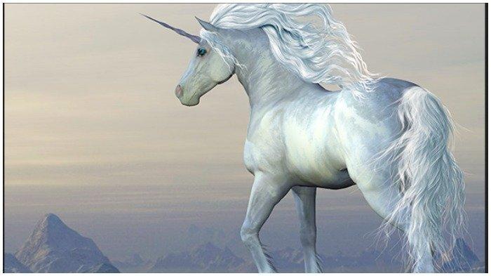 Berbeda dari Cerita Dongeng, Ini Bentuk Asli Unicorn di Kehidupan Nyata, Miliki Tanduk Besar