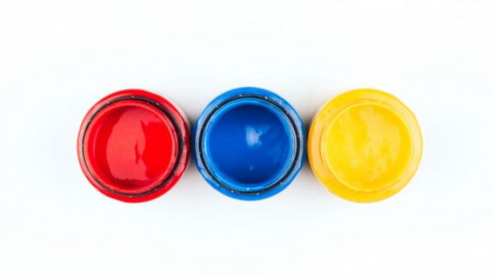 SOAL & KUNCI JAWABAN Latihan UAS & PAS Seni Budaya 10 SMA, Merupakan Warna Apa Merah, Kuning, Biru?