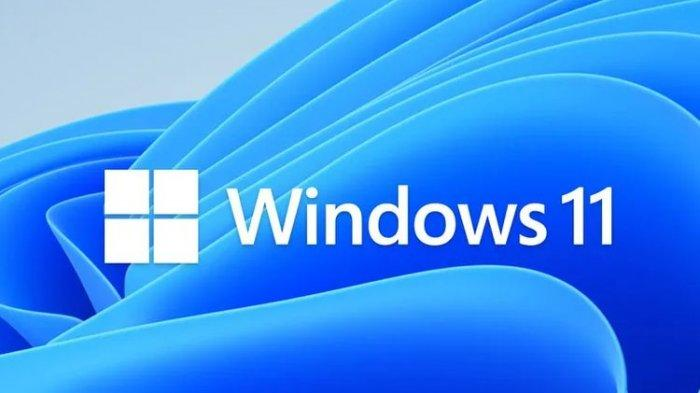 Ilustrasi Windows 11.