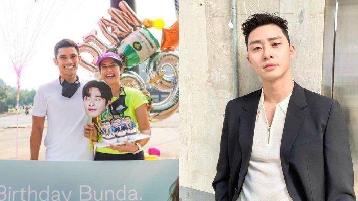 Dian Sastro Demam Drama Korea, Suami Hadirkan 'Park Seo Joon' di Hari Ultahnya, Sampai Buatkan Ini