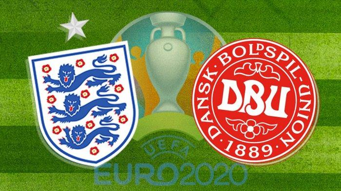 PREDIKSI Pertandingan Inggris vs Denmark Euro 2020 Semi Final, The Three Lions Miliki Skuad Tajam