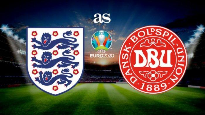 SEGERA TAYANG Live Streaming Inggris vs Denmark Semifinal Euro 2020 Cek Link RCTI & Live Score