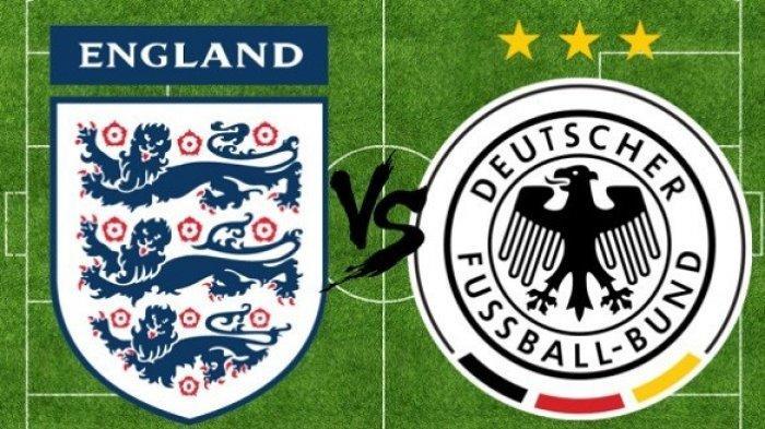 PREDIKSI Pertandingan Inggris vs Jerman Euro 2020 Babak 16 Besar, Tonton Laga Klasik Penuh Gengsi